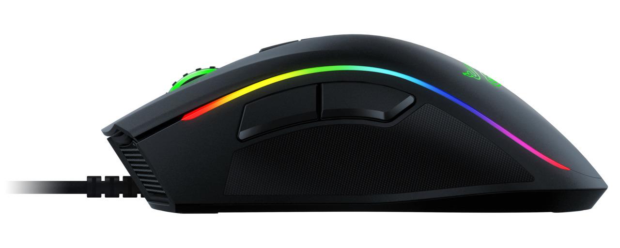 Mouse Razer Mamba Elite :: Eventus Sistemi